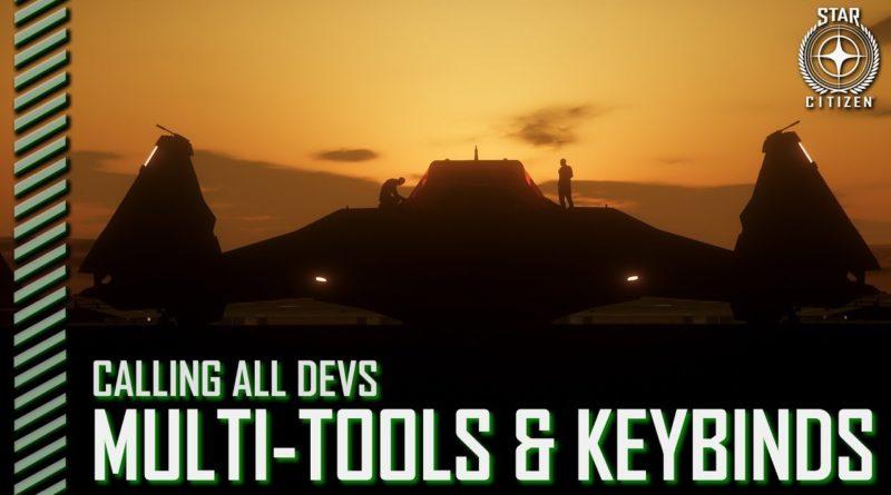 CaD MuliTools And Keybinds