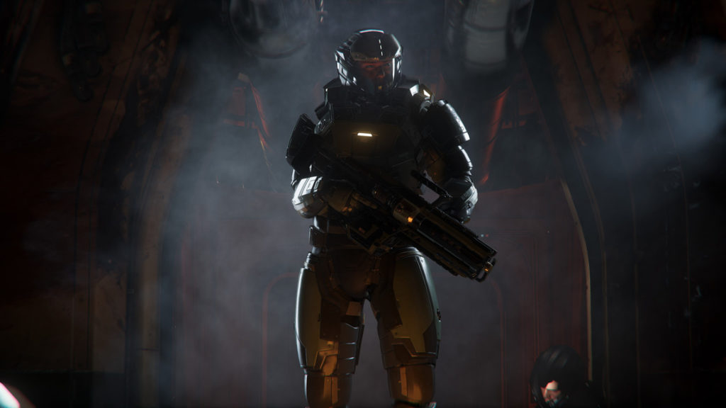 Marine Armor