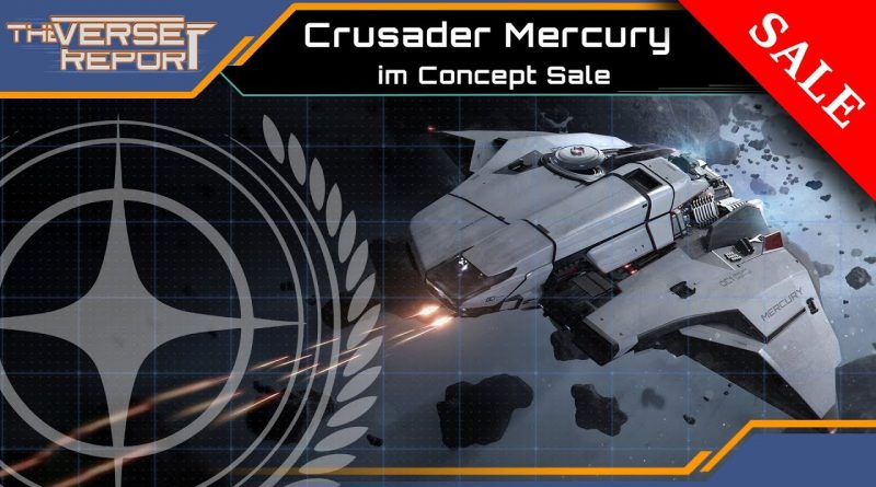 Crusader Mercury Sale
