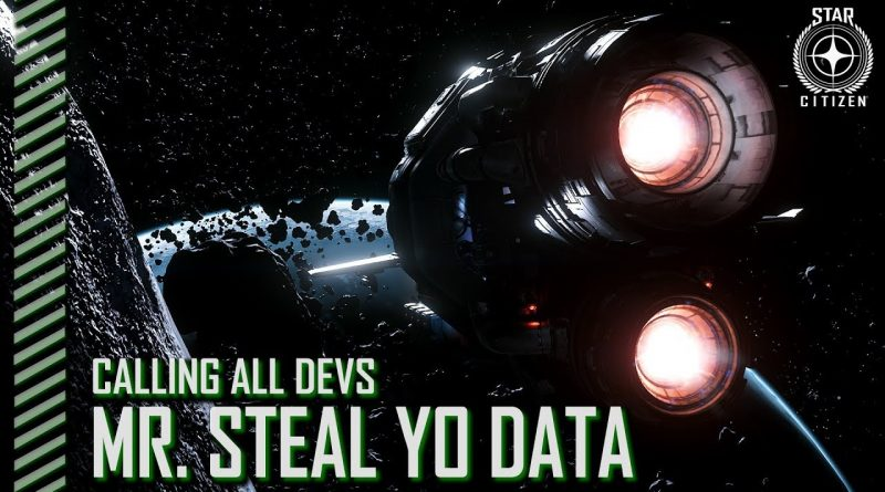 CaD Steal Yo Data