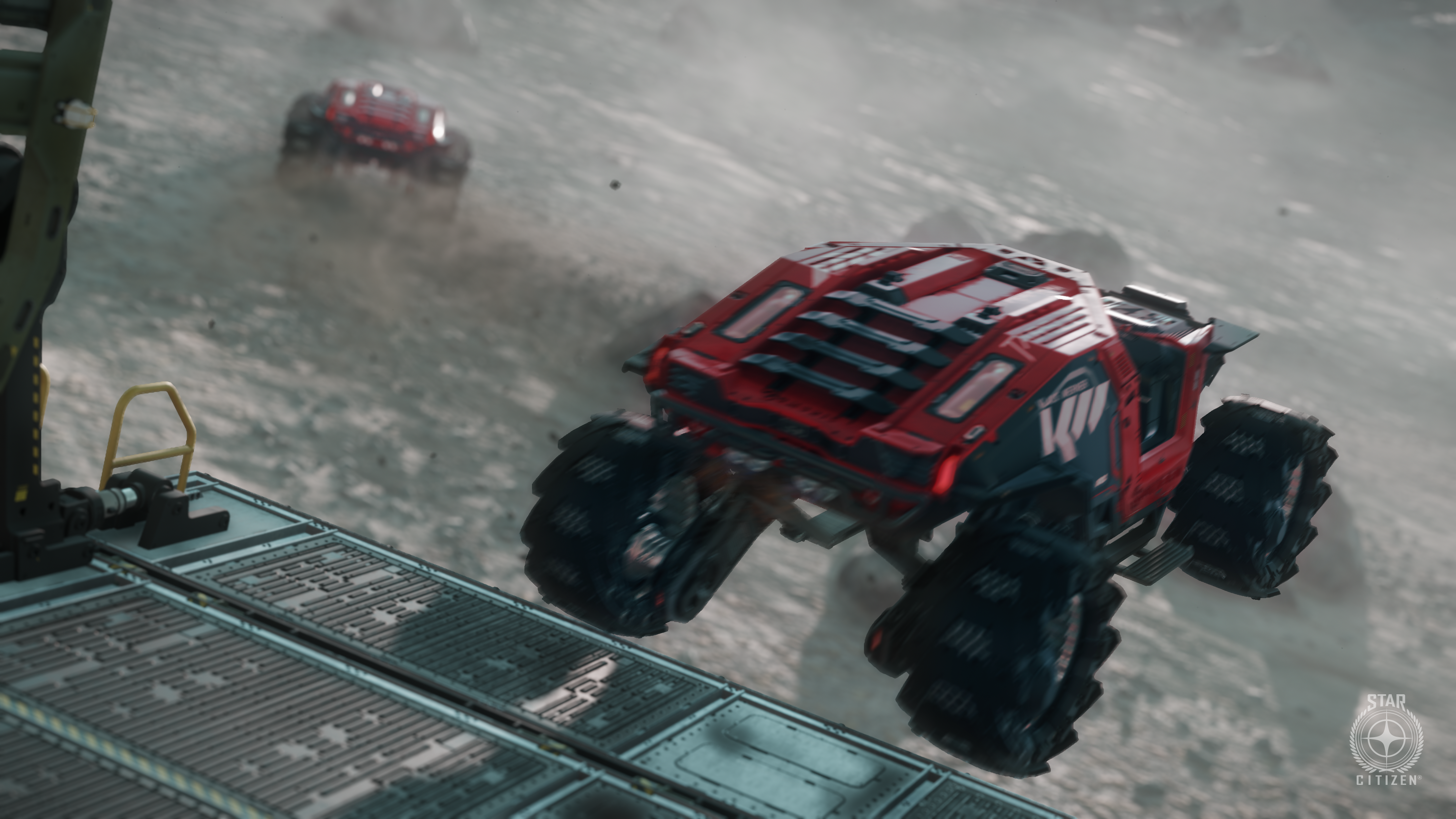 Cloudimperiumgames Starcitizen TumbrilCycloneRed
