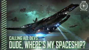 CaD Spaceship