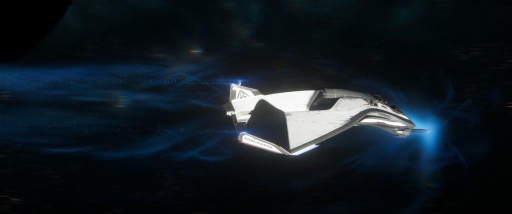 Avenger Quantum Drive