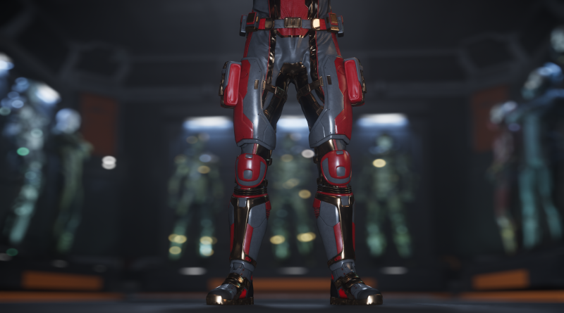 Legs Armor Centurion Version02