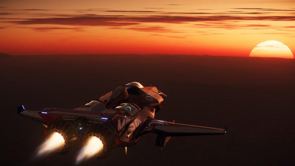 M50 Sunset