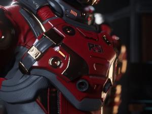 Torso Armor Centurion Version