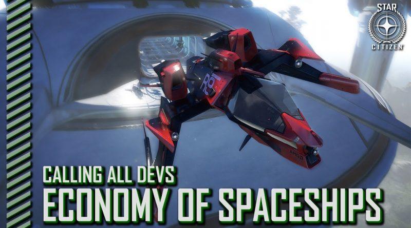 Cad Economy Spaceships