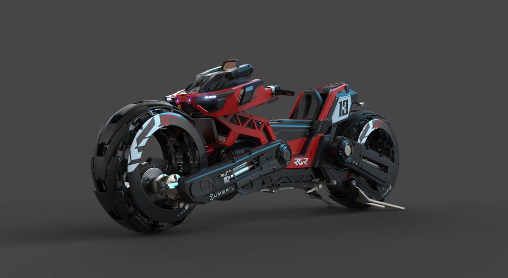 Racer 2601