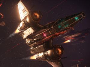 Buccaneer Action 02 2244