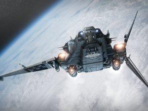 Cloud Imperium Games Star Citizen Drake Corsair 2421