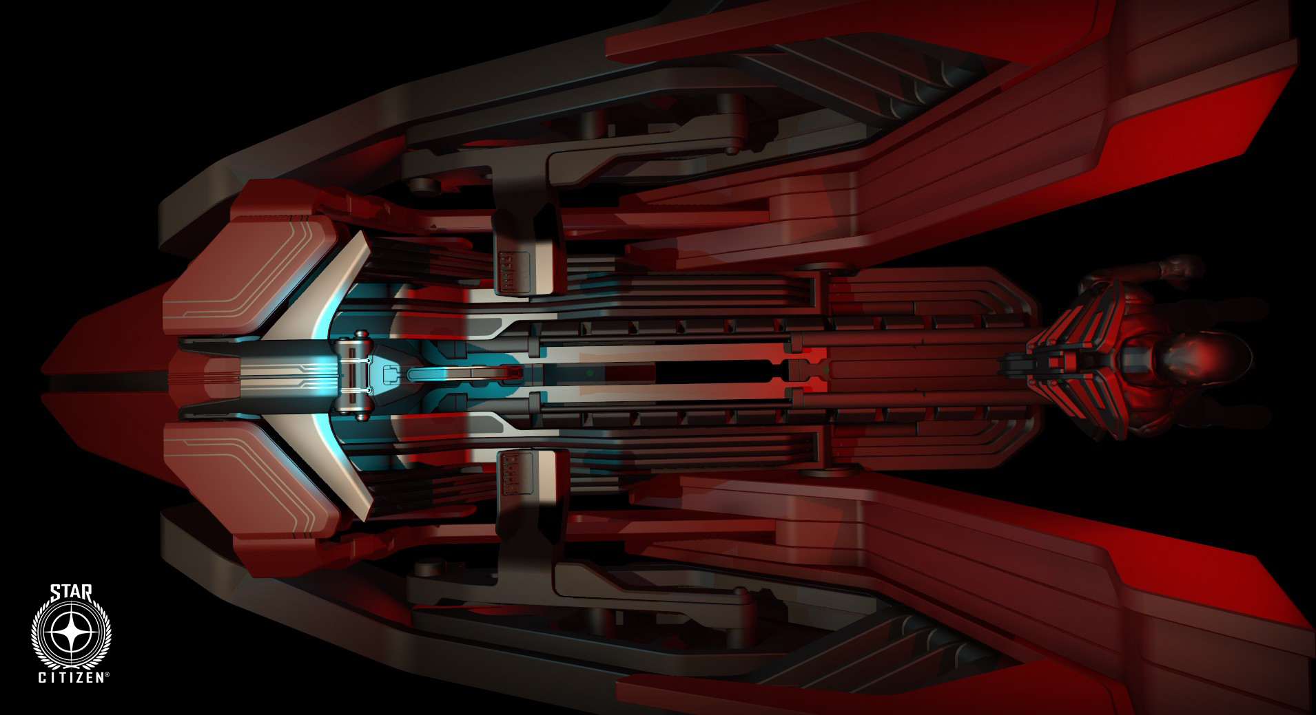 CloudImperiumGames StarCitizen WhiteBoxShip 2595