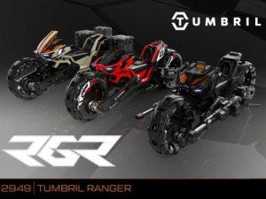 Tumbril Ranger Ad 2722