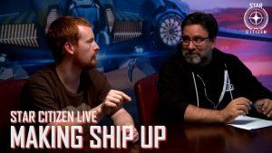 SC Live Making Ship Up 2778