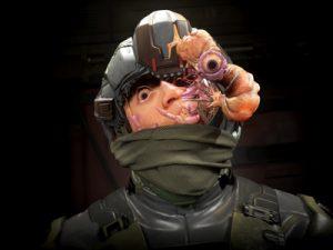 Parasite Helmet 3581