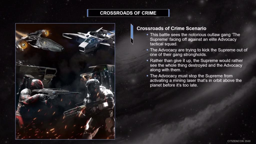 Crossroads Of Crime Beschreibung 4063