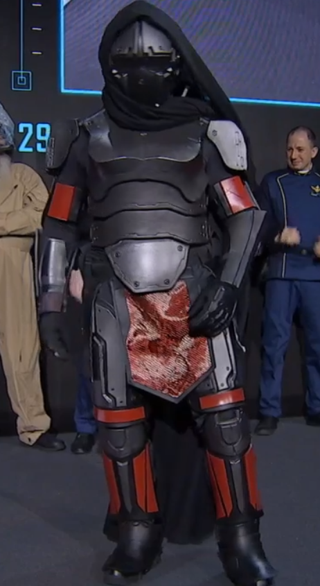 Cosplay Bandit Armor 4083
