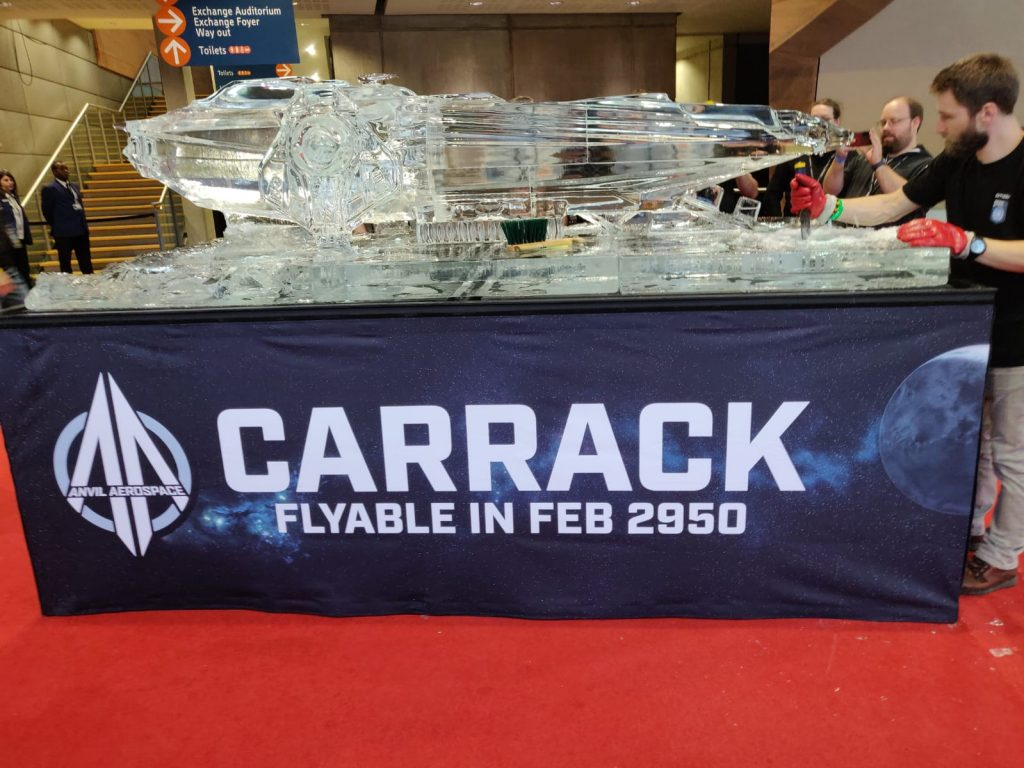 Ice Carrack 3904