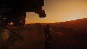 Valkyrie Sunset II