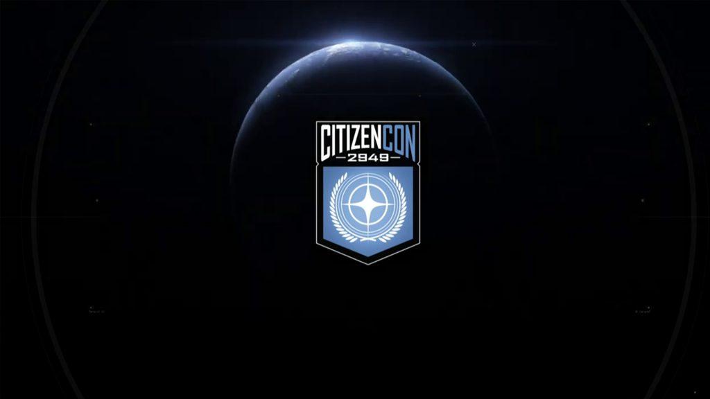 Citizencon 2949 Title Screen 4320