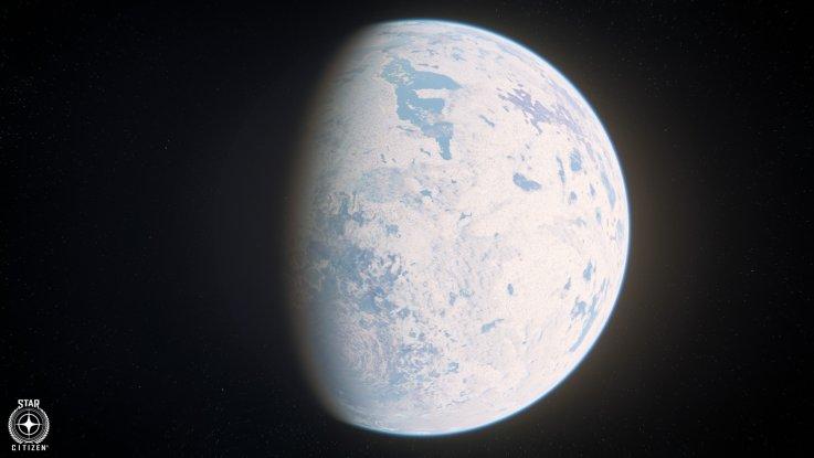 Star Citizen 38 Microtech Planet 4446