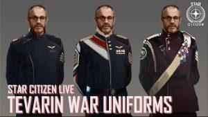 SCL Tevarin UEE Uniforms 5022