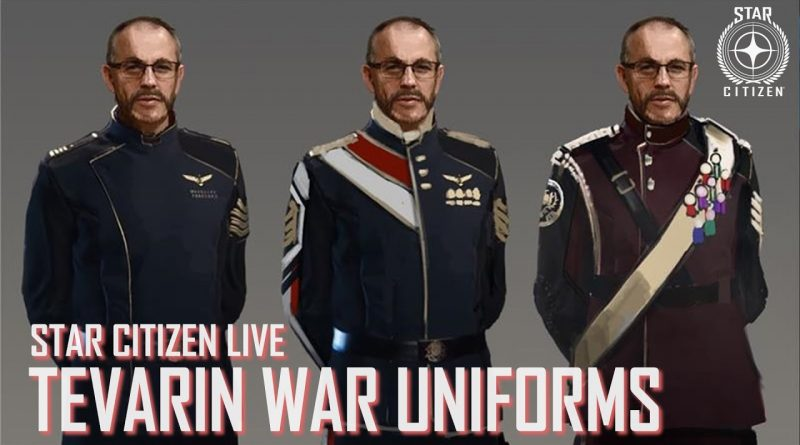 SCL Tevarin UEE Uniforms 5022