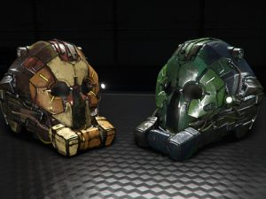 Overlord Helmets Pack 01 5139