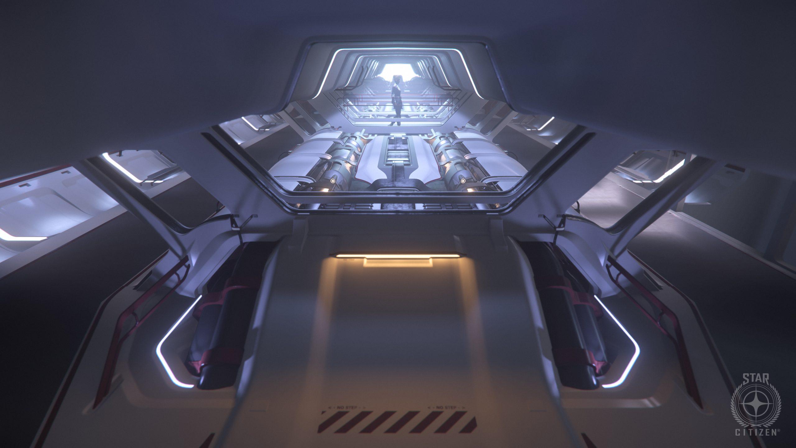 CloudImperiumGames StarCitizen Starlifter UpperDeck 5311