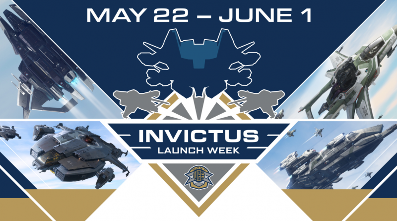 Invictus Launch Week Header 5361