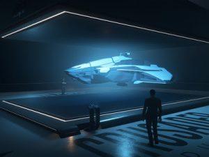 Star Citizen Live Ships Invictus 5416