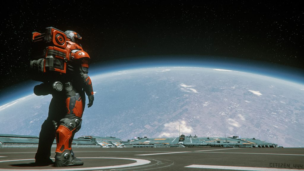 View Star Citizen To Planet 5413