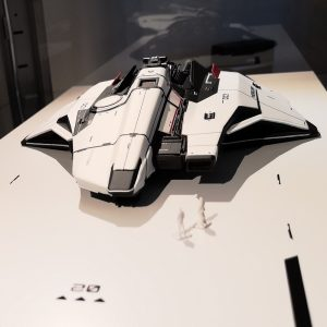 Mercury Star Runner 3D-Print