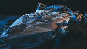 Idris 3D print