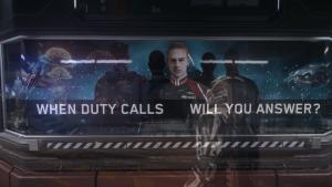 When Duty Calls...