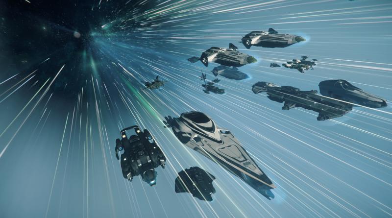Fleet Touriste Galactique