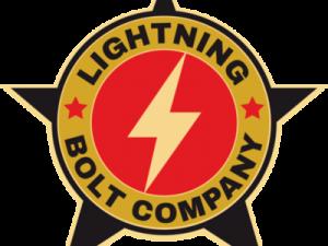 Logo Lightning Bolt Company 8432
