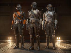 Tehachapi Light Armor Set 8888
