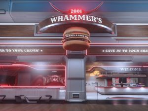 Whammers 9256